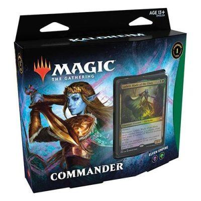 Elven Empire Commander Deck
